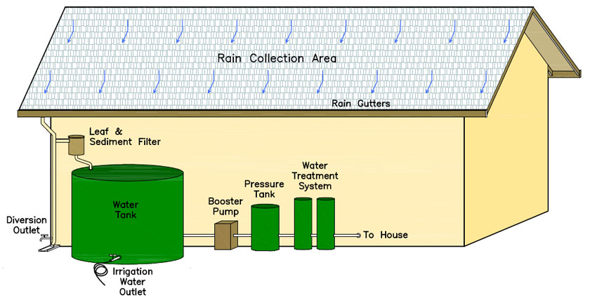 Hurvitz Environmental Rainwater Catchment System Design